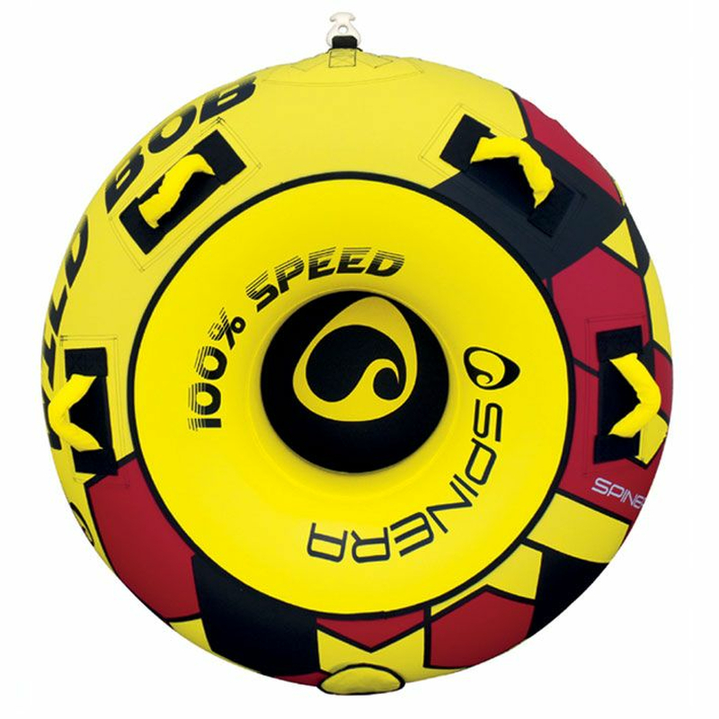 SPINERA Wild Bob -Tube, Wasserring, Wasserreifen, Towable für 1 Person