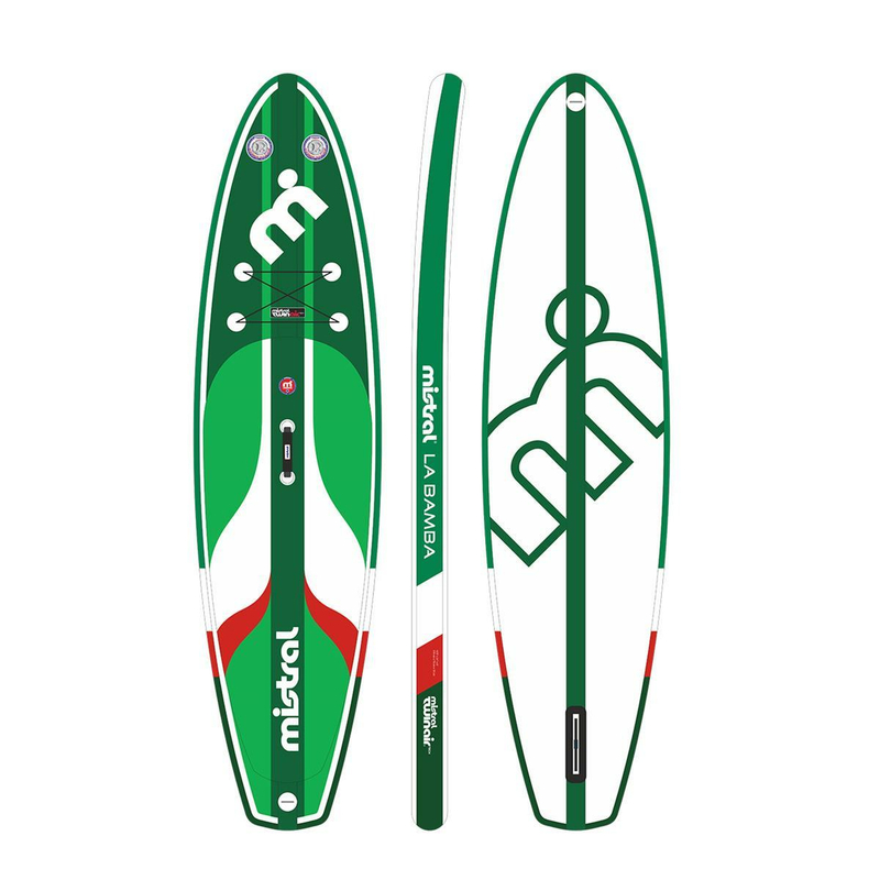 Mistral Sup Board Twin Air Stand up I La Bamba I Sup and Surf