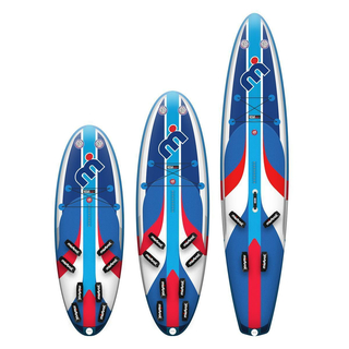 Mistral WindSup Boards TWIN AIR - HIPHOP, BOOGIE und JIVE