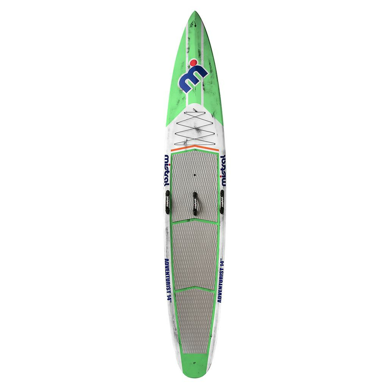 MISTRAL Hartboard Adventurist 14´0 Stand up High End Touring Cruising