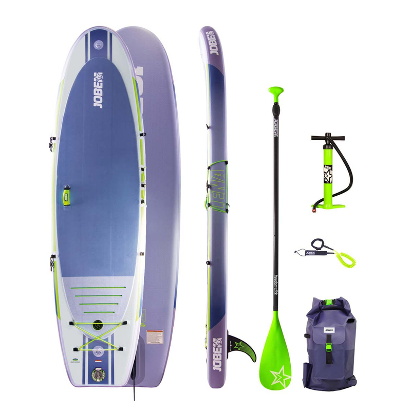 JOBE AERO LENA SUP BOARD 10.6 YOGA PACKAGE Komplett Set Aufblasbar Infaltable I 2019