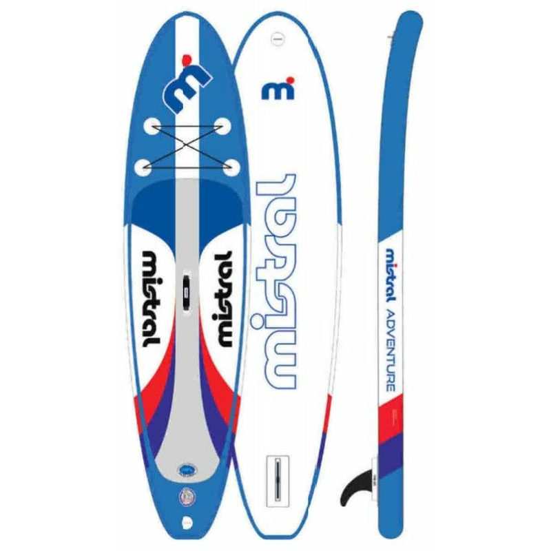 MISTRAL 105 Adventure Super Light Inflatable SUP